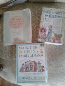 Books for Expecting/New mothers