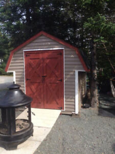 Baby Barn Shed For Sale