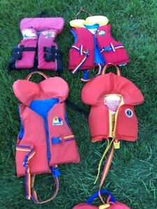 Children/Youth Life Jackets