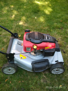Gas lawnmower
