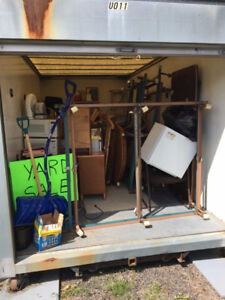 Storage Units Contents Sale - All Must Go!!!!