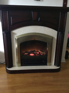Electric Fireplace *Negotiable*