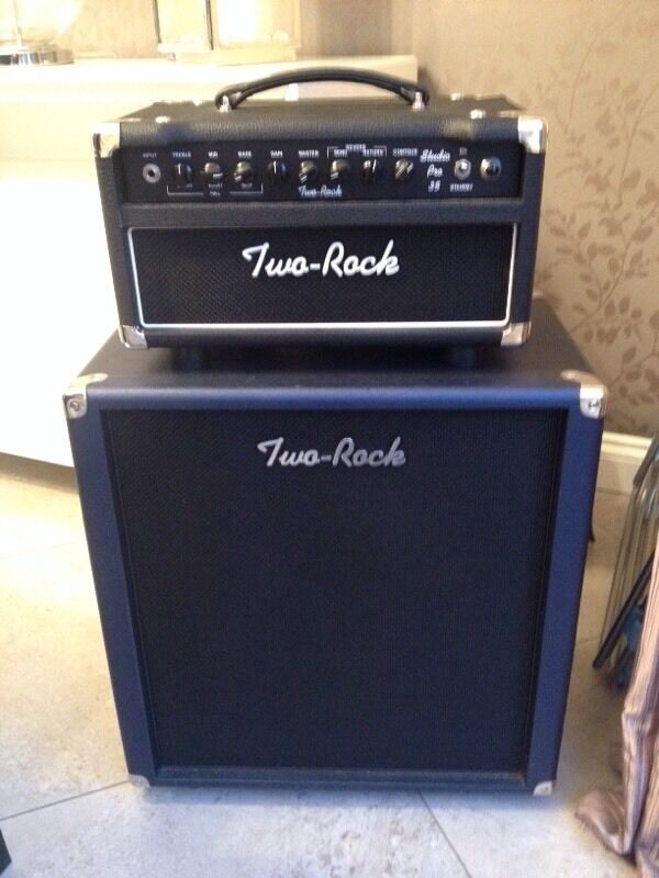 Two Rock Studio Pro 35 Head and Cab for Sale/Swap | in Hartlepool ...