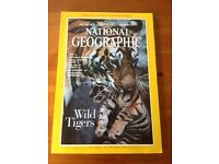 National Geographic - 100s of past issues available!