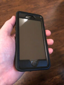 16GB iPhone 6S - Unlocked w/ Otterbox Defender Case!