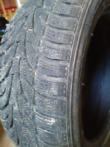 SUV winter tire