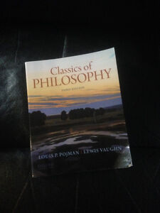 Philosophy text book by Pojman (UofS)
