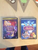 Disney DVDs in great condition