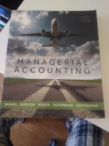 Introduction to Managerial Accounting - McGraw Hill
