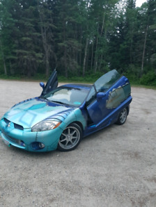 Mitsubishi Eclipse 2006 Gt turbo low kms saftied