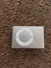 Apple iPod shuffle silver