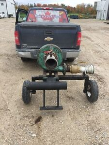 Wright Rain pto manure pump Stratford Kitchener Area image 3