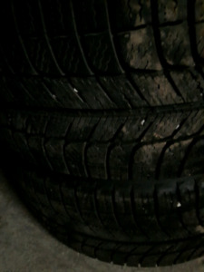 4 x 2254517 225/45r17 Michelin xice hiver winter
