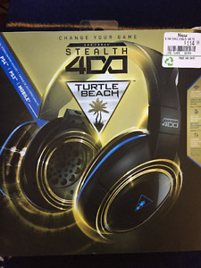 Wireless Turtle Beach Stealth 400- $50 OBO