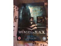 Woman in black DVD