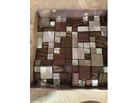 Mosaic tile sheet