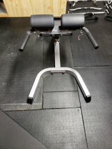 Top of the line home gym equipment