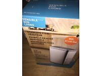 Eco living motion sensor bin RRP £100