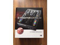 Traktor Kontrol Z2 Mixer