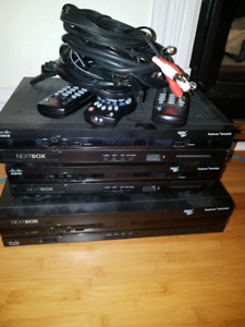 Roger's HD Cable TV boxes