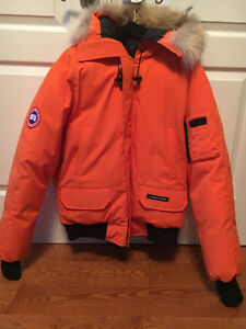 Men's Canada Goose Chilliwack Bomber - Orange