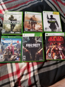 Xbox one and Xbox 360 backwards compatible games