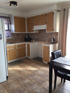4 1/2 for rent facing park in Ahuntsic - available Feb 1st