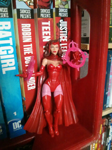 Marvel Scarlet Witch action figure