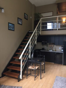 Two Level Furnished Loft Downtown $2300 - 1 br
