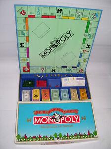 MONOPOLY GAME [1991 anniv.]