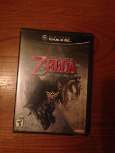 Zelda Twilight Princess 4 Gamecube