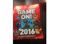 Game on 2016 book !!