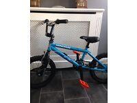 Boys mongoose bike 16 inch
