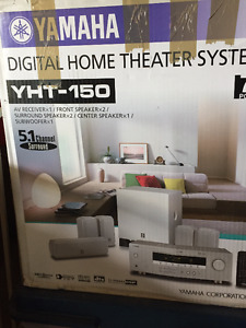 Yamaha Home Theatre Complete in Box YHT-150