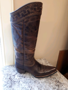 Old West Sahara Boots