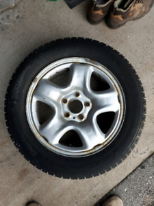 Winter tires in great condition! $150 OBO