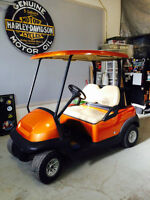 2011 Club Car golf cart  ( electric )