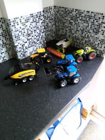 Britain's Farm Tractors 1:32