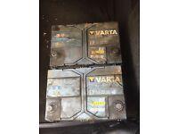 4x4 batteries