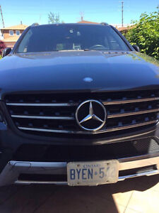 Mercedes-Benz Ml350 Bluetech SUV, Crossover