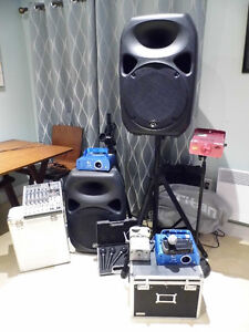 Complete Sound and DJ Equipment