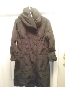 MANTEAU D'HIVER COVERED