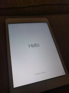 iPad mini 1st generation, WiFi enabled, 16gb, model A1432