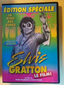 DVD Elvis Gratton Le film Édition spéciale
