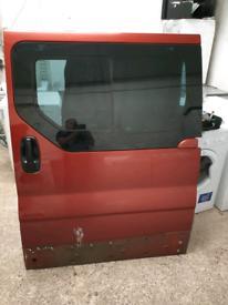 Vauxhall vivaro side door for sale
