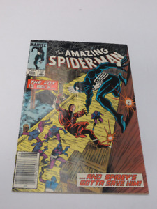 Amazing Spider-Man 265 - first Silver Sable
