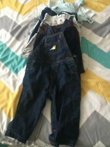 lots of baby boy clothing 6-9months