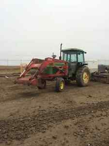 JD 4230 With Loader