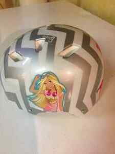 BARBIE Helmet - for use on bike or skateboard
