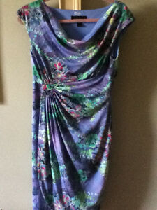 Connected designer dress.  Size 6. Never worn